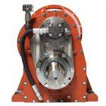 Speed reducing gearbox