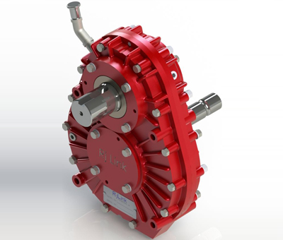 PTO Gearbox ideal for agricultural applications