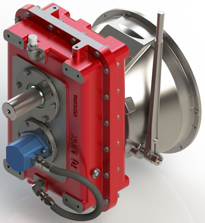 Rj Link International provides gearbox technology