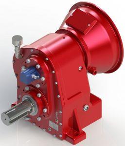 Speed reducer pumping