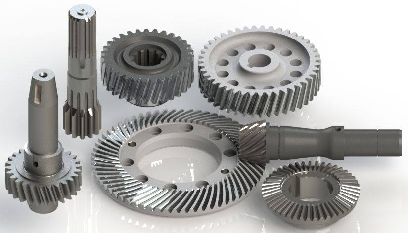 Contract Machining Gears