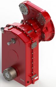 Gearbox Airport Snow Removal Equipment