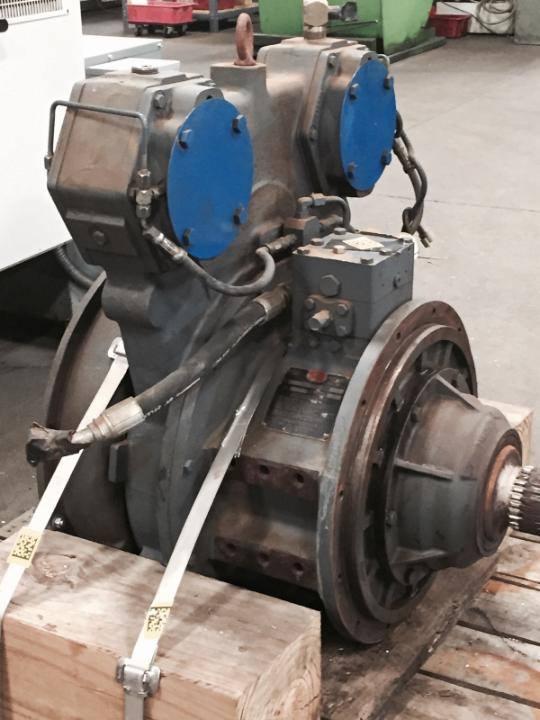 Gearbox needing repair