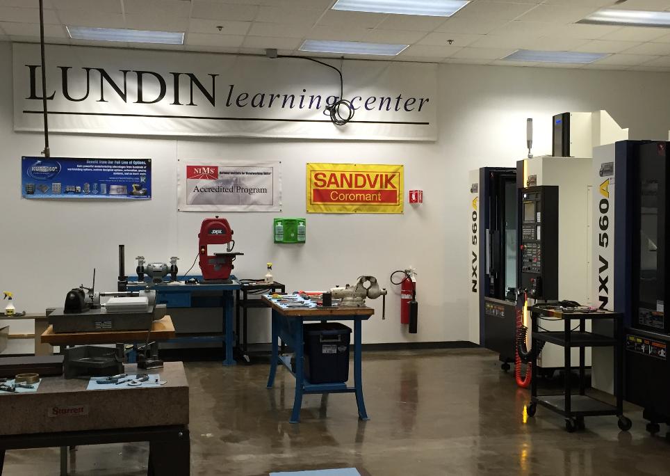 Lundin Learning Center
