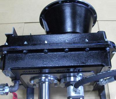 Rebuilt gearbox