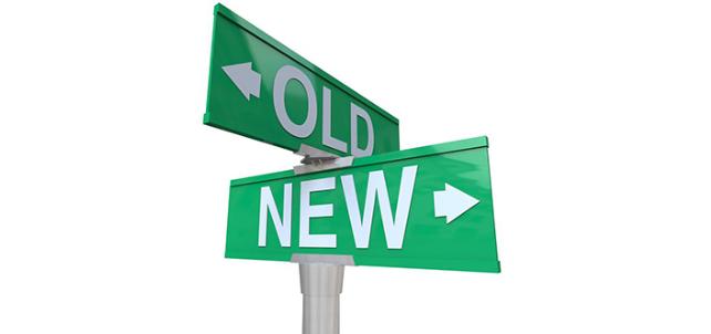 Retrofitting versus new equipment
