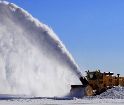 Airport Snow Removal Equipment