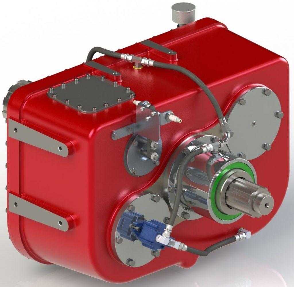 Custom gearbox provider