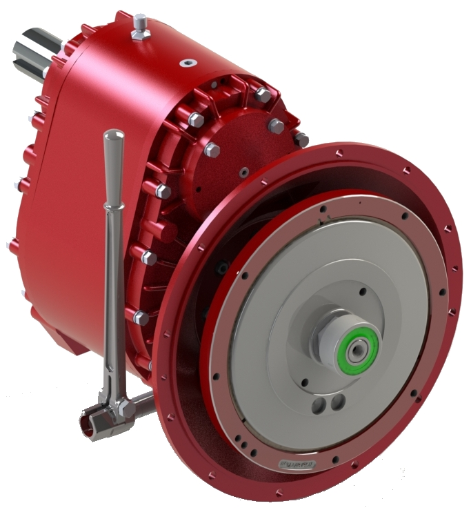 Speed Reducers and Increasers Agricultural