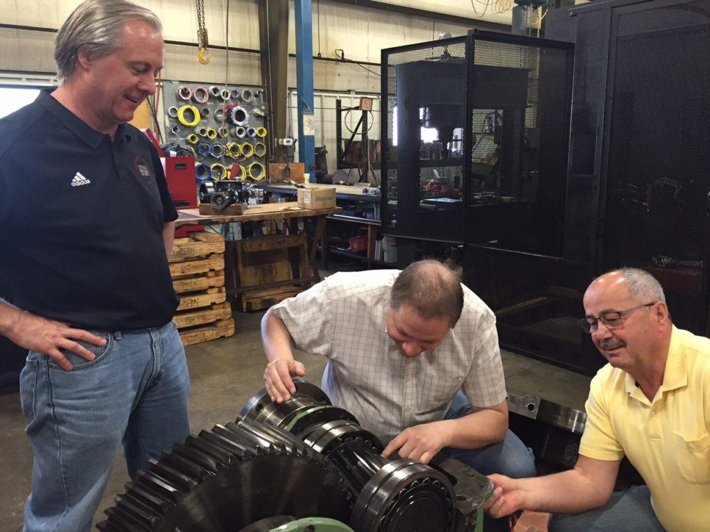Retrofitting gearboxes