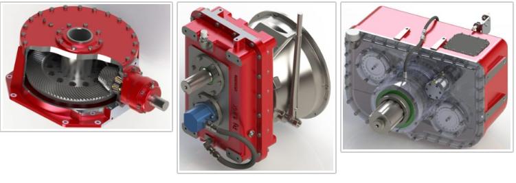 Custom gearbox design process