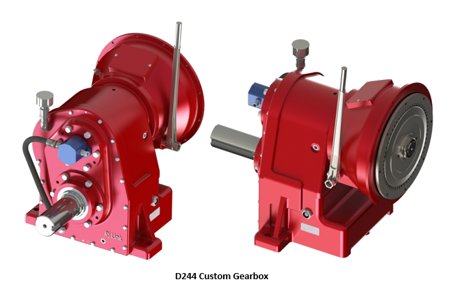 Gearbox Compressor Booster Pump Packages