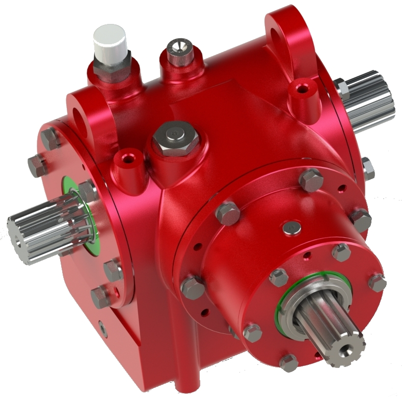 Gearbox for mining application