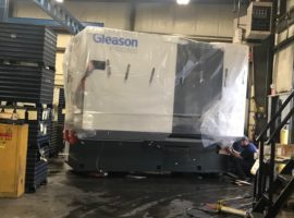 Gleason P600/800 Hobbing Machine