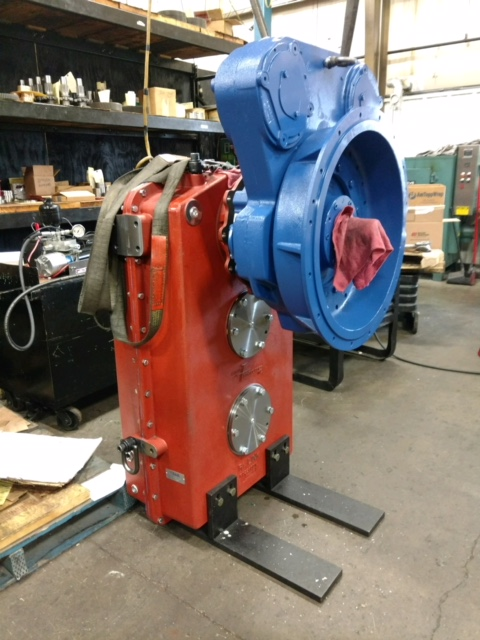 Reduction Gearbox Airport Snowblower