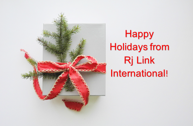 Happy Holidays from Rj Link