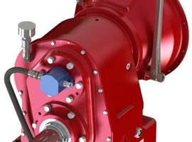 Gearbox ideal for booster pumps