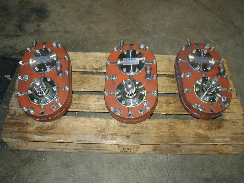 Gearbox used in Army vehicle