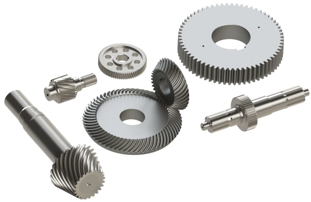 Gearing components