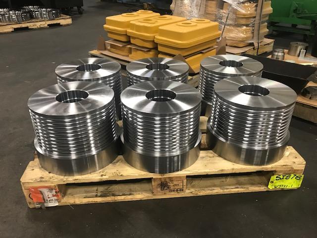 Contract Machining Bull Gears