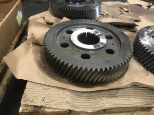Gear shaping