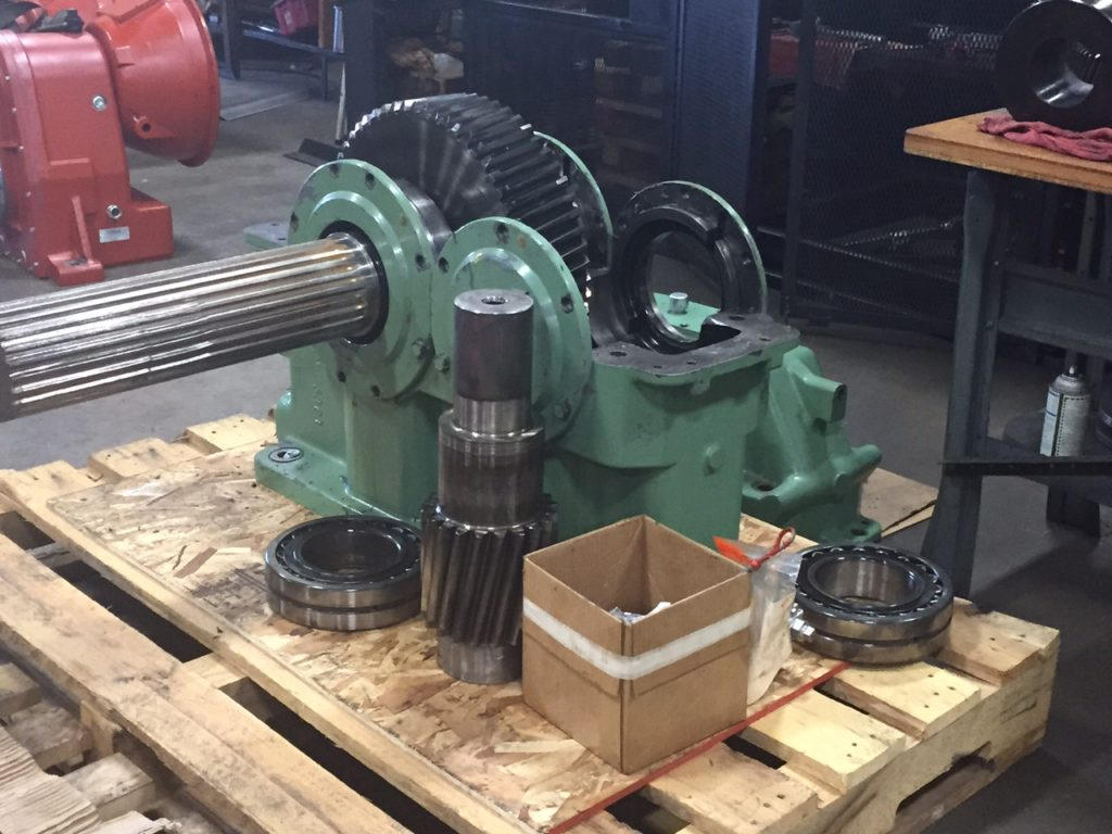 Retrofitting gearboxes